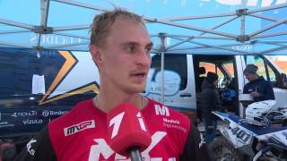 Latvijas motokrosa čempionāts. Kārlis Sabulis