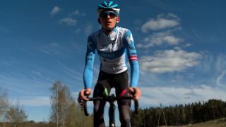 «Israel Start-Up Nation» riteņbraucējs Krists Neilands atsācis treniņus