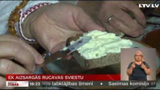 EK aizsargās Rucavas sviestu