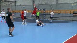 Eiropas čempionāts handbolā U19 Latvija - Melnkalne