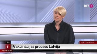 Intervija ar Nacionālā veselības dienesta Vakcinācijas projekta vadītāju Evu Juhņēviču