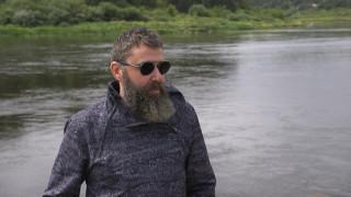Latvijas filmas Latvijas šodienai. Spēlfilma «Pilsēta pie upes»