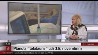 Intervija ar Latvijas Infektoloģijas centra galveno ārsti  Baibu Rozentāli