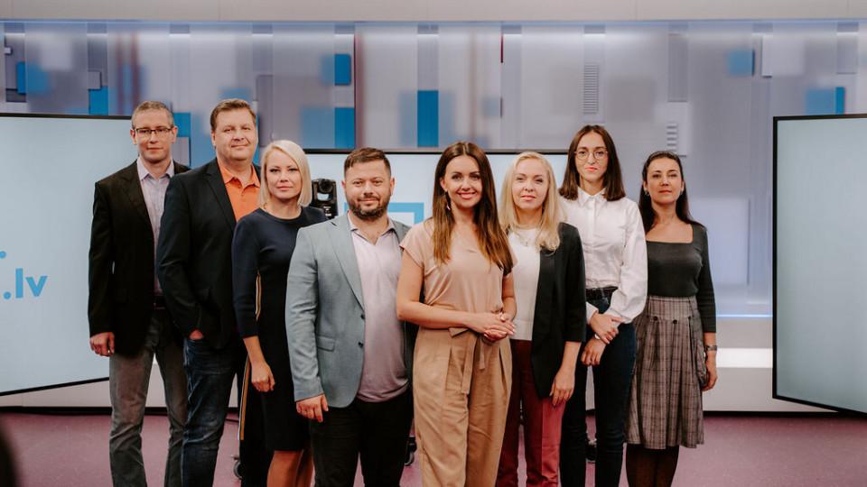 Atklāta jaunā sabiedrisko mediju mazākumtautību multimediju platforma RUS.LSM