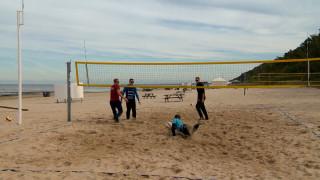 Mārtiņš Pļaviņš turpmāk spēlēs kopā ar jauno pludmales volejbolistu Mihailu Samoilovu
