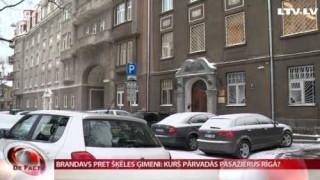 Brandavs pret Šķēles ģimeni: kurš pārvadās pasažierus Rīgā?