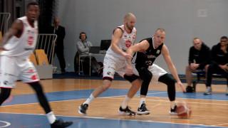 Latvijas - Igaunijas basketbola līga. «VEF Rīga» - «Avis Rapla»
