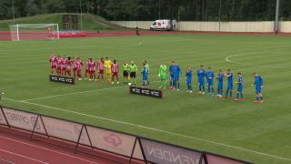 Latvijas futbola Virslīga. RFS - FK «Liepāja»