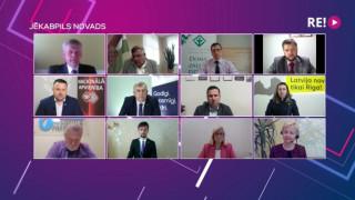 Pašvaldību vēlēšanas. Debates. Jēkabpils novads
