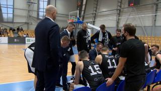 Latvijas - Igaunijas basketbola līga. «VEF Rīga» - «Parnu Sadam»