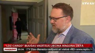 «LDz Cargo» bijušas vadītājs liecina Magoņa  lietā