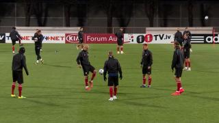 Dainis Kazakevičs par Latvijas futbola izlases gatavību kvalifikācijas spēlēm