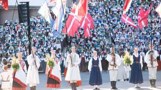 VIII Ziemeļu un Baltijas valstu dziesmu svētki. Noslēguma koncerts