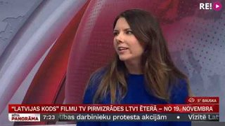 Intervija ar Zani Valenieci, Lauri Ābeli un Adrianu Rozi