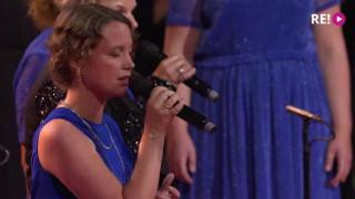 Dānijas «Vocal Line» uzstājas Eirovīzijas koru konkursa finālā