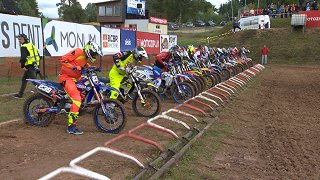 Latvijas čempionāta 4.posms motokrosā Cēsīs