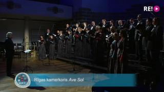 VIII Ziemeļu un Baltijas valstu Dziesmu svētki. Diriģenta Imanta Kokara piemiņas koncerts
