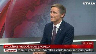 Intevija ar Rihardu Kolu Saeimas deputāts (VL-TB/LNNK)