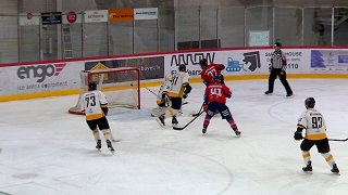 Latvijas hokeja Virslīga. HK «Prizma» - HK «Olimp/Venta 2002»