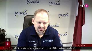 Intervija ar Valsts policijas priekšnieku Armandu Ruku