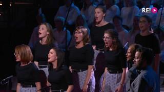 «Cake o'phonie» no Šveices uzstājas Eirovīzijas koru konkursā