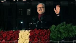 Latvijas Valsts prezidenta Egila Levita uzruna gadumijā