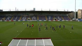 «Riga FC» gatavojas spēlei