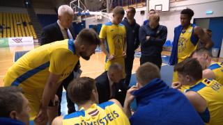 Latvijas – Igaunijas basketbola līga. BK «Ventspils» 89:67 Rakveres ''Tarvas''