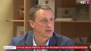 Latvijai draud pamatīgi sodi par piesārņoto notekūdeņu nesavākšanu