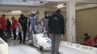 Eiropas kausa 4.posms bobsleja divniekiem Siguldā
