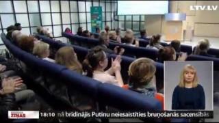 Latvijas eksprezidente par sieviešu lomu demokrātijā