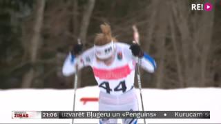 Skandināvijas kausa posms distanču slēpošanā