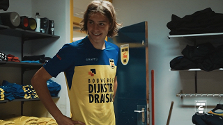 Futbolists Roberts Uldriķis par debiju jaunajā klubā «Cambuur»