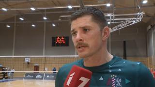 Baltijas Čempionu līga. «RTU/Robežsardze/Jūrmala» - «PÄRNU» VK. Gatis Slavēns
