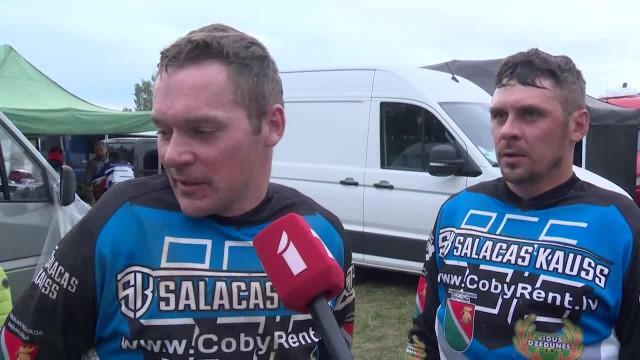Latvijas motokrosa čempionāts. Jānis Daiders