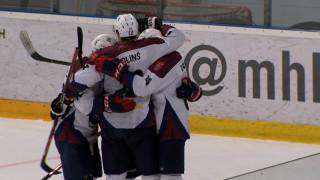 Latvijas hokeja virslīga. HK Olimp/Venta 2002 - HK Zemgale/LLU