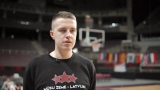 Latvijas sieviešu basketbola izlase. Mārtiņš Gulbis