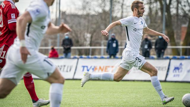 "Latvijas futbola Virslīga. ""Riga FC"" – ""RFS"". Tiešraide"