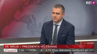 Intervija ar politologu Filipu Rajevski par prezidenta vēlēšanām