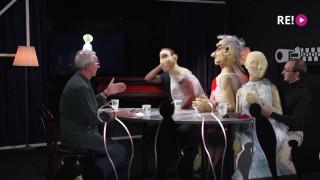 Teātris.zip: Leļļu teātra izrāde «Zelta zirgs» un tās veidotāji