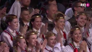 Koris «Maska» iegūst otro vietu Eirovīzijas koru konkursā