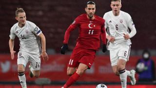 UEFA U-21 atlases spēle futbolā. Latvija – Sanmarino. Tiešraide