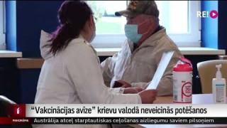 Vakcinācijas avīze krievu valodā neveicinās potēšanos