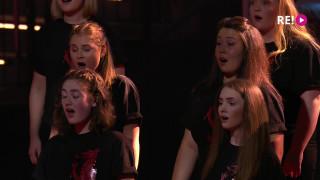 «Ysgol Gerdd Ceredigion» no Velsas uzstājas Eirovīzijas koru konkursā