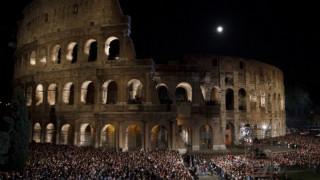 «Krusta ceļš». Translācija no Vatikāna