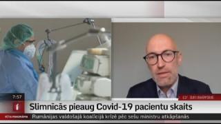 Intervija ar Veselības ministru (AP) Danielu Pavļutu