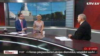 Intervija ar Latvijas Zinātņu akadēmijas prezidentu Ojāru Spārīti