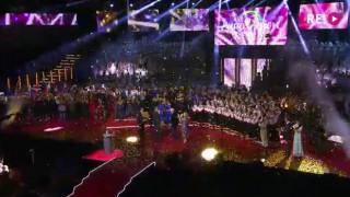 Dānijas «Vocal Line» uzsvar Eirovīzijas koru konkursā