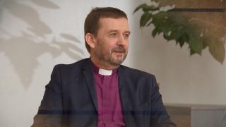 Daudz laimes, jubilār! Arhibīskaps Jānis Vanags
