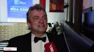 «Rīga dzied» Imantam Kokaram